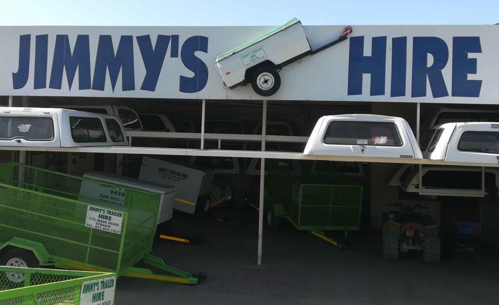 Jimmy's Trailer Hire - Trailer rental - Premises image