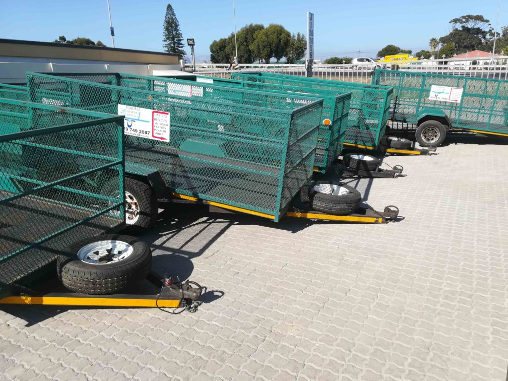 one way hire trailers - Jimmy's Trailer hire.